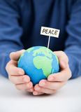 Peace concept Stock Photography