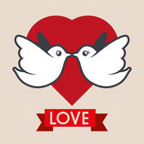 Peace design Stock Image