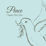 Peace design Royalty Free Stock Photo