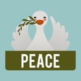 Peace design Stock Photography