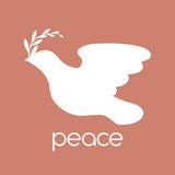 Peace design Stock Image