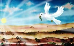 Peace dove Royalty Free Stock Photography