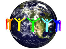 Peace on Earth Stock Image