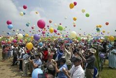 Peace Festival Stock Image