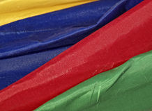 Peace flag background Stock Photography