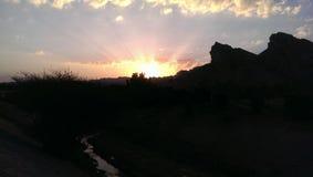 Peace , God, creation, Sun, Royalty Free Stock Photos