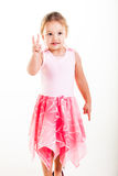 Peace kids. Royalty Free Stock Image