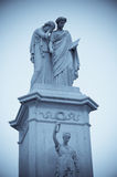 Peace Monument Royalty Free Stock Photo