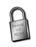 Peace Of Mind Stock Photography