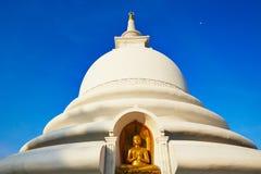 Peace Pagoda Royalty Free Stock Photography