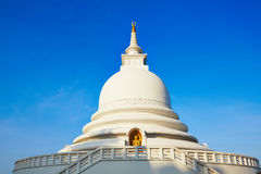 Peace Pagoda Stock Photos