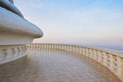 Peace Pagoda Stock Image