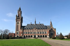 Peace Palace Stock Images