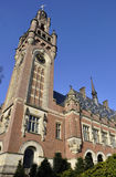 The Peace Palace Royalty Free Stock Photography