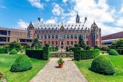 Peace Palace Backyard Royalty Free Stock Image