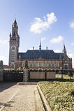 Peace Palace in Hague, Netherlands Stock Photography