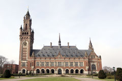 The Peace Palace, Stock Image