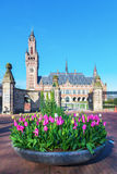 Peace Palace in The Hague, Netherlands Royalty Free Stock Images