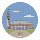Peace Palace, Hague Royalty Free Stock Images