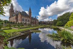 Free Peace Palace Mirror Royalty Free Stock Photo - 96574935