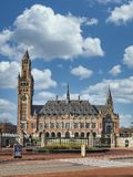 Peace Palace, Vredespaleis