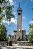 Peace Parish royalty free stock image