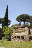 Peace of Pompeii Stock Images