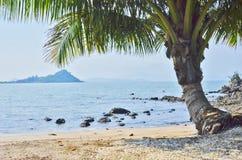 Peace sand beach Royalty Free Stock Photos