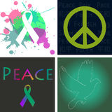 Peace Royalty Free Stock Images