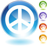 Peace Sign. An image of a peace sign Royalty Free Stock Photo