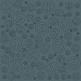 Peace Sign Background Royalty Free Stock Photography