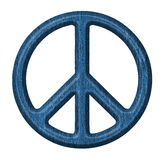 Peace sign, symbol Stock Photography