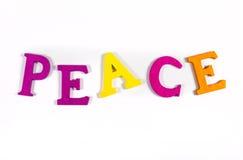 PEACE Royalty Free Stock Photo