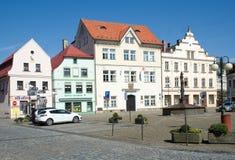 Ceska Kamenice, Czech republic Stock Images