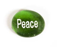 Peace Stone 2 Stock Photos