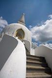 Peace stupa Stock Photography