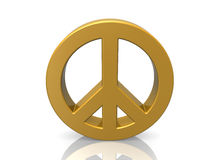 Peace symbol Royalty Free Stock Image