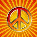 peace symbol Στοκ Εικόνες