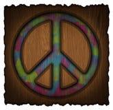 Peace symbol Royalty Free Stock Photography