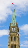 The Peace Tower Stock Images