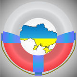 Peace ukraine Royalty Free Stock Image