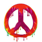 Peace war concept Stock Photo