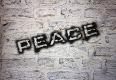 Peace Royalty Free Stock Photography