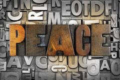 Peace Stock Photo