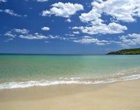Free Peaceful Beach Stock Image - 32662991