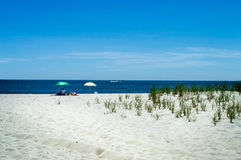 Peaceful Beach Royalty Free Stock Photography
