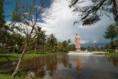 Peaceful Buddha Royalty Free Stock Photo