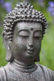 Peaceful buddha statue Stock Images