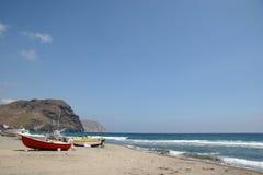 Peaceful coastline Royalty Free Stock Images