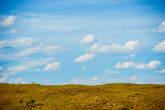 Peaceful country landscape Stock Photo